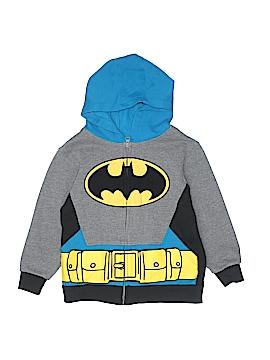 Batman Zip Up Hoodie Size 6