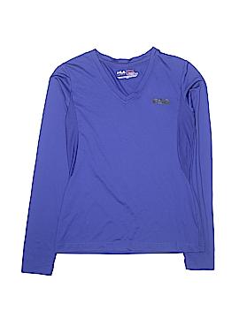 Fila Sport Sleeveless T-Shirt Size 14