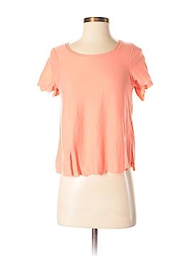Topshop Short Sleeve T-Shirt Size 2