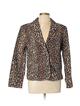 Pamela McCoy Leather Jacket Size L