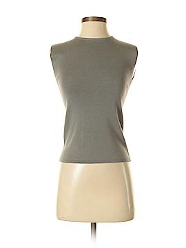 Linda Allard Ellen Tracy Wool Pullover Sweater Size P