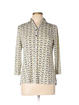 Dana Buchman 3/4 Sleeve Blouse Size M