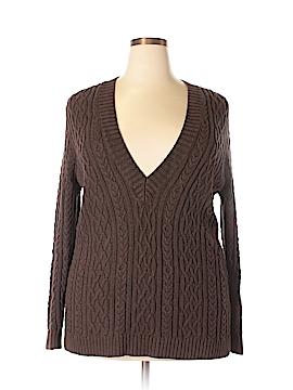 Jeane Pierre Pullover Sweater Size 2X (Plus)