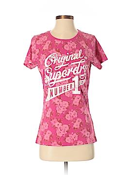 Super Dry Short Sleeve T-Shirt Size M