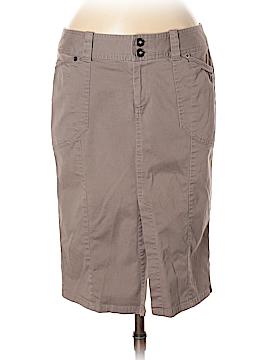London Jean Casual Skirt Size 8