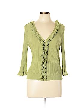 Bianca Silk Cardigan Size L