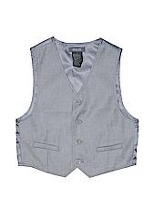 Kenneth Cole REACTION Boys Tuxedo Vest Size 7