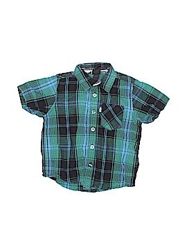 Shaun White Short Sleeve Button-Down Shirt Size 18 mo
