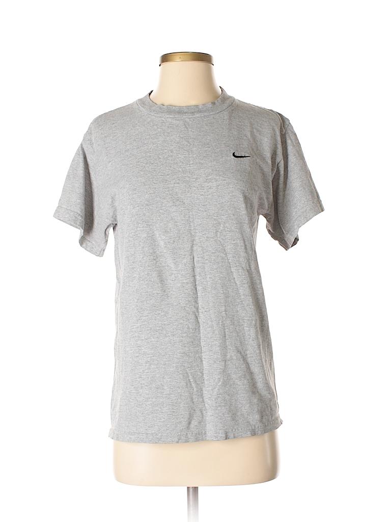 Nike Women Short Sleeve T-Shirt Size S