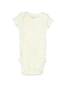 Precious Firsts Short Sleeve Onesie Newborn