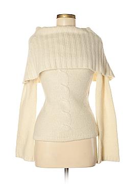 Trina Turk Wool Pullover Sweater Size M
