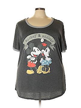 Disney Short Sleeve T-Shirt Size 3X (Plus)