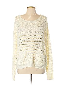 Pookie & Sebastian Pullover Sweater Size L