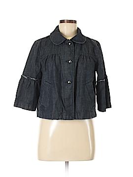Ann Taylor Factory Denim Jacket Size S