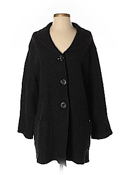 Chico's Design Wool Cardigan Size 2 (Plus)