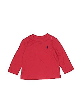 Ralph Lauren Long Sleeve T-Shirt Size 9 mo