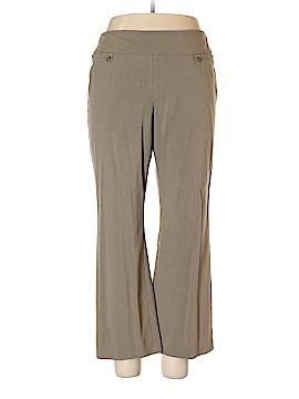 Roz & Ali Dress Pants Size 16 (Petite)
