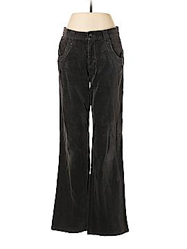 Emporio Armani Velour Pants One Size