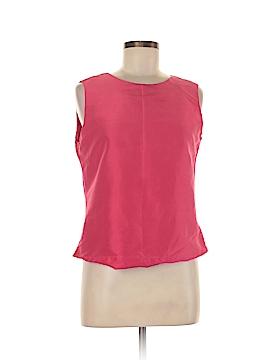 Judith Hart Sleeveless Silk Top Size 8