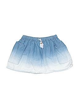 Disney Denim Skirt Size 4T