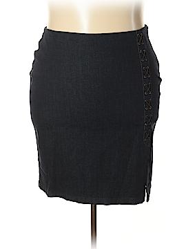 Lauren by Ralph Lauren Denim Skirt Size 22w (Plus)