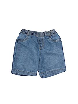 Okie Dokie Denim Shorts Size 24 mo