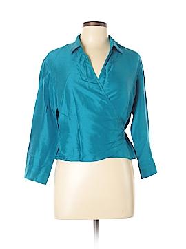 Finity Silk Cardigan Size 10