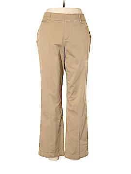 JM Collection Khakis Size 14w Petite (Petite)