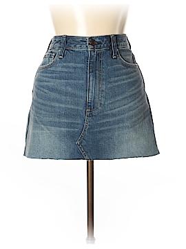 Abercrombie & Fitch Denim Skirt 28 Waist