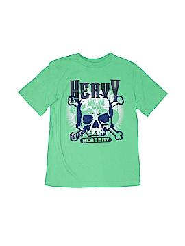 Basic Editions Short Sleeve T-Shirt Size 6 - 7