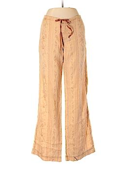 Lucky Brand Linen Pants Size 30 (Plus)
