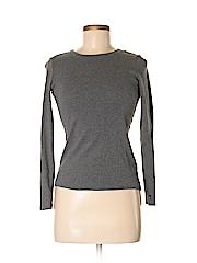 Gap Women Long Sleeve T-Shirt Size M (Petite)