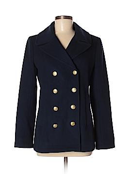 J. Crew Wool Coat Size 6