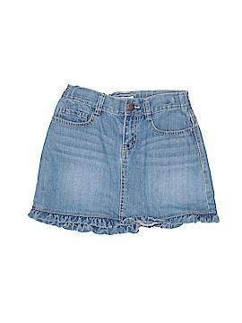 OshKosh B'gosh Denim Skirt Size 10
