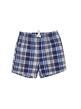 Just One You Khaki Shorts Size 12 mo