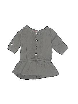 Carter's 3/4 Sleeve Button-Down Shirt Size 2T