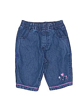 Cherokee Denim Shorts Size 3 mo