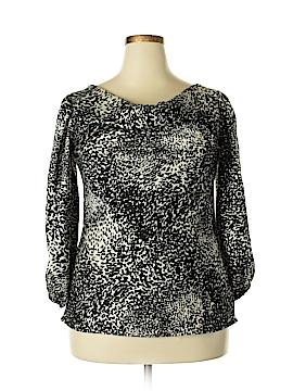 Jonathan Martin 3/4 Sleeve Blouse Size XL