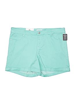 Celebrity Pink Denim Shorts Size 18 (Plus)