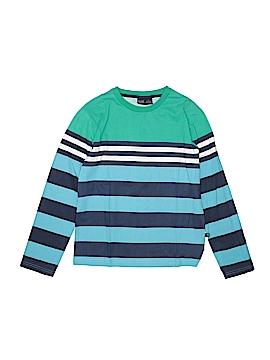 E-Land American Long Sleeve T-Shirt Size 12