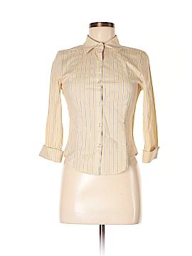 Cool Wear Long Sleeve Button-Down Shirt Size M