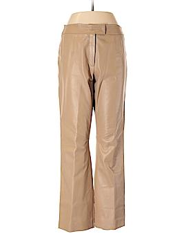 Margaret Godfrey Leather Pants Size 10