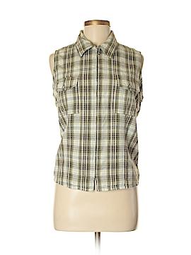 Fashion Bug Sleeveless Blouse Size 0