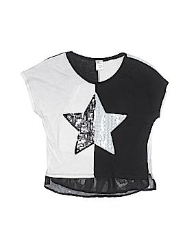 Paris Blues Short Sleeve Top Size 10 - 12