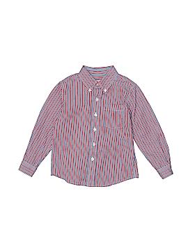 Talbots Kids Long Sleeve Button-Down Shirt Size 5T