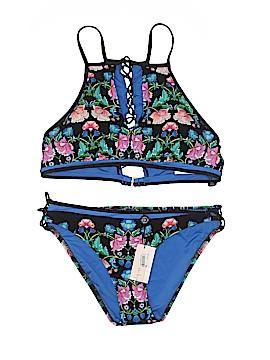 Nanette Lepore Two Piece Swimsuit Size L