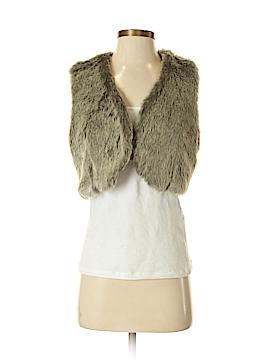 Pierre Cardin Faux Fur Vest Size S