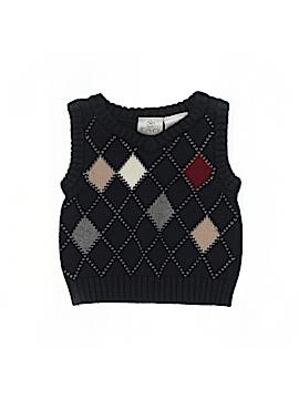 F.A.O Schwarz Sweater Vest Size 3 mo