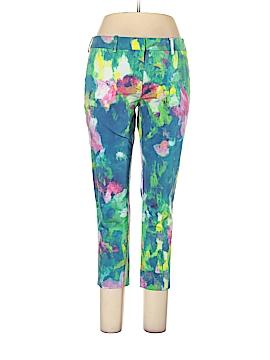 Pink Tartan Khakis Size 10