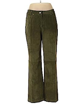 Yansi Fugel Leather Pants Size 12